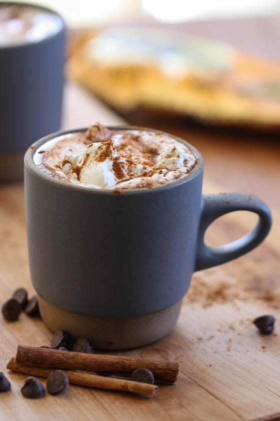 Crock Pot Mexican Hot Chocolate Recipe