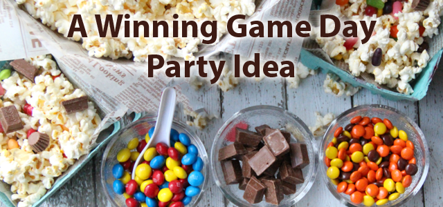 A winning Game Day Party Idea