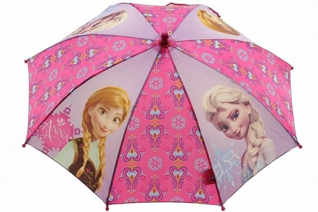 Frozen Clam Shell Umbrella - QuiBids.com
