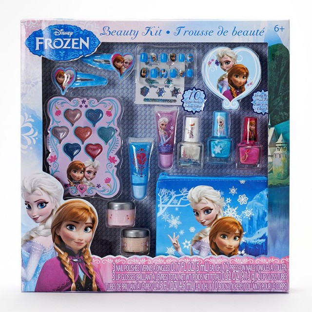 Frozen Cosmetic Set - QuiBids.com