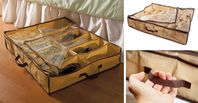 Sunbeam Under-the-Bed Organizer
