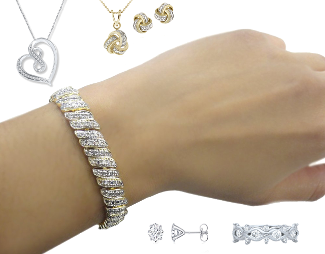Browse our Jewelry Collection on QuiBids