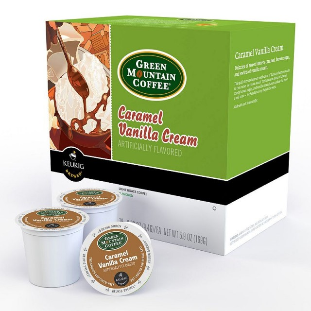Green Mountain Flavored Coffee K-Cup - Variety - 20 Count