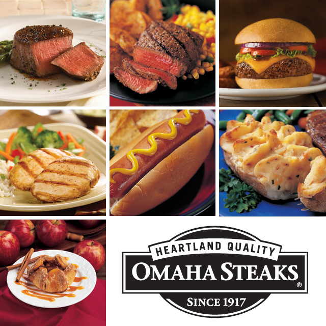 Omaha Steaks Legendary Sampler Package