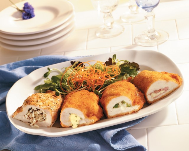 Omaha Steaks Gourmet Stuffed Chicken Breast Sampler
