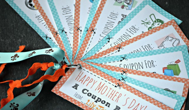 Make A Coupon Book