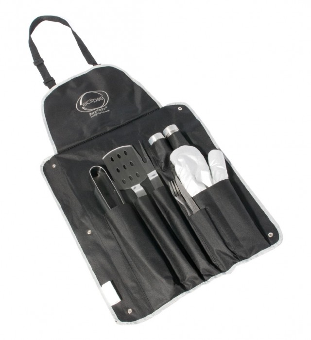 BergHOFF Eclipse 9-Piece BBQ Set