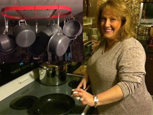 Stacey's cookware win