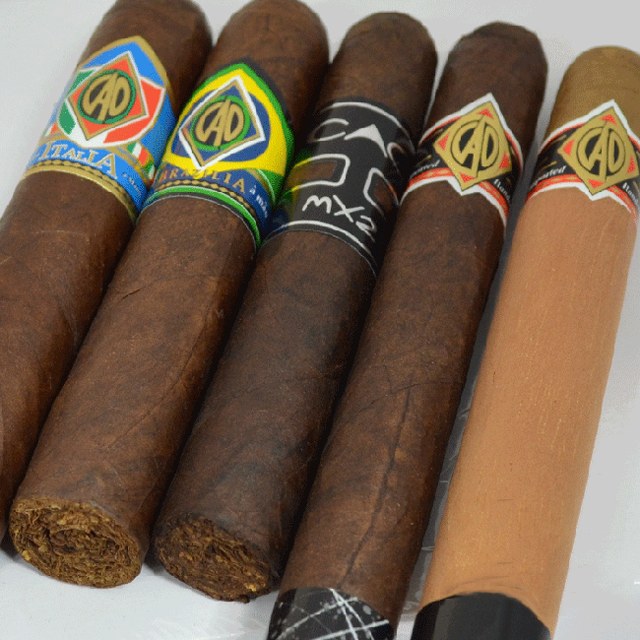 CAO Dream Team Cigar Sampler