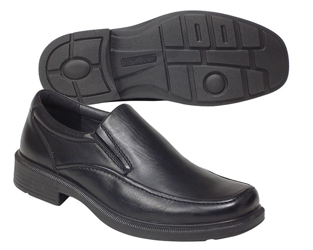 Deer Stags Mens Brooklyn Twin Gore Slip-on Shoes