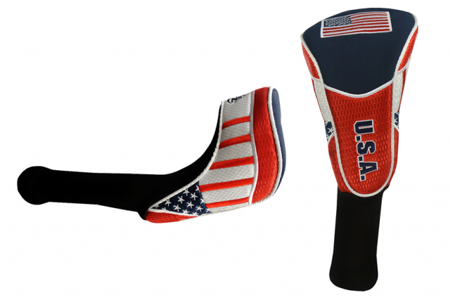 Hot-Z Golf National Flag Driver Headcover - USA