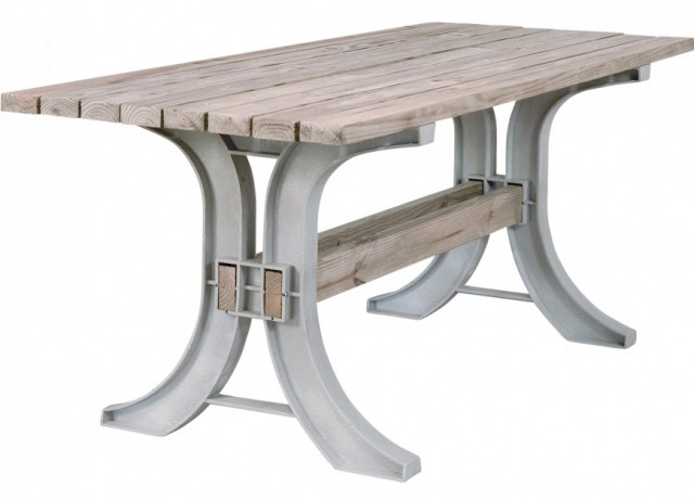 Earl & Brown 2x4 Basics Patio Table Kit