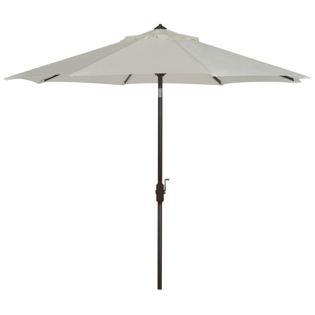 Safavieh Hurst 9 Ft Easy Glide Market Umbrella