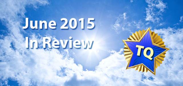 June 2015 - In Review
