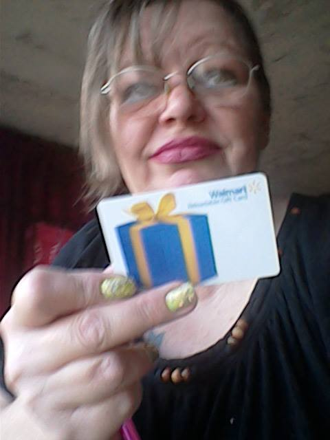 Cathy won this $15 gift card for $0.01 using only 1 real bid! #OneBidWin #QuiBidsWin