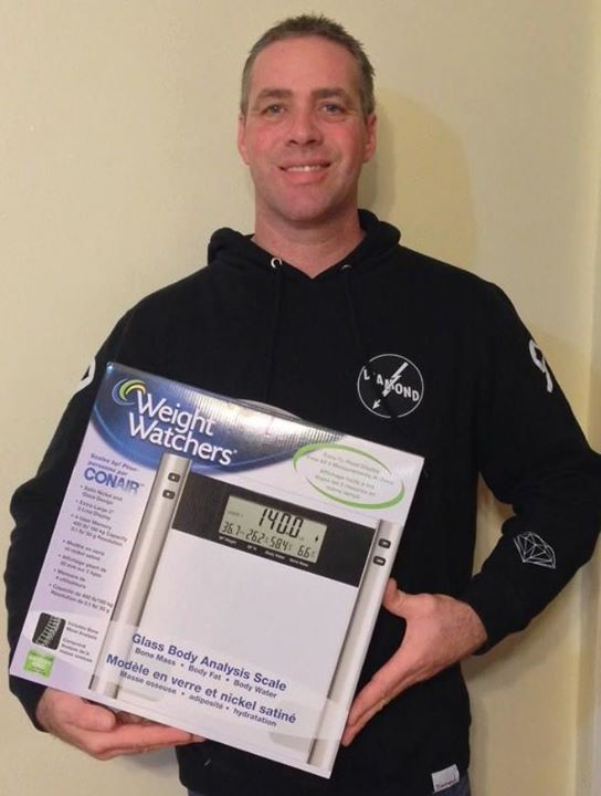 Doug used 2 voucher bids to win this digital scale for $0.25! #QuiBidsWin