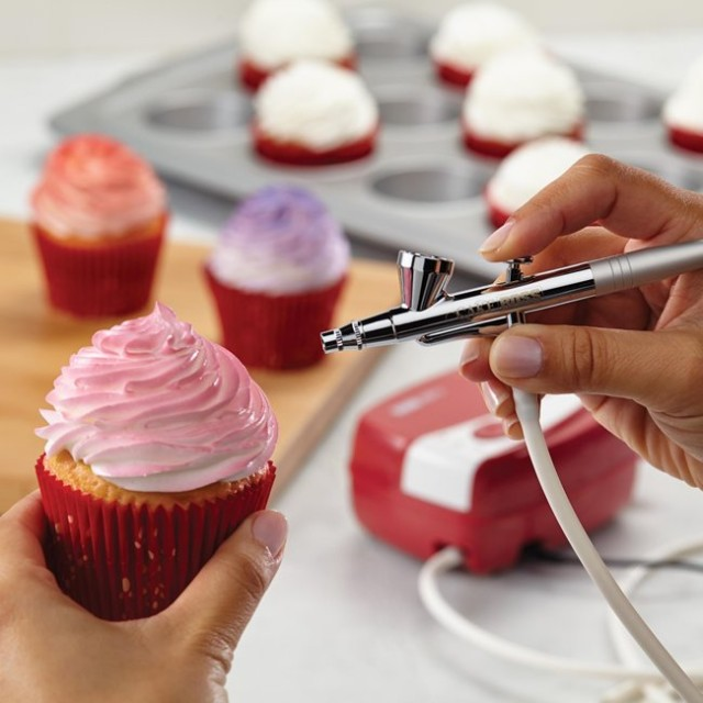 Cake Boss Decorating Tools Airbrushing Kit