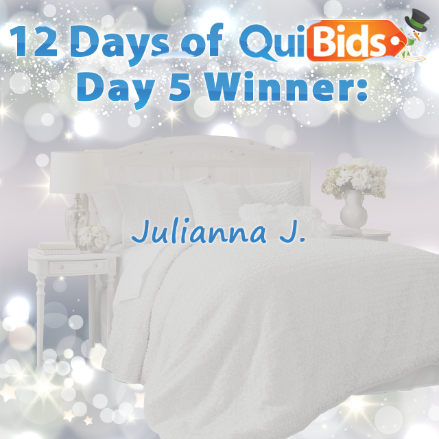 Day 5 Winner - Julianna J.