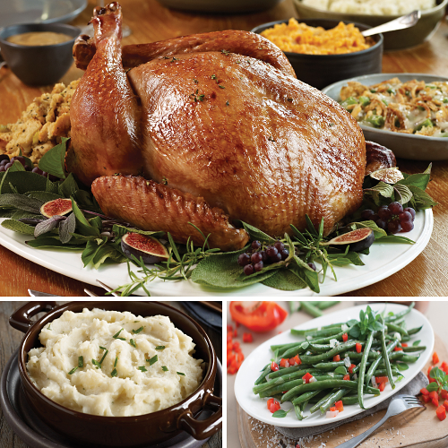 Omaha Steaks Family Turkey Feast