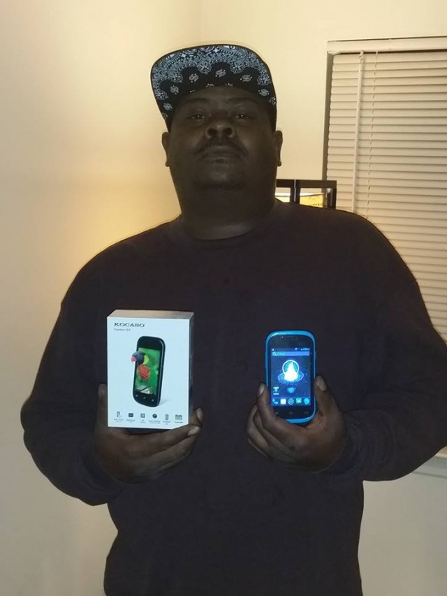 Brian won this Android smartphone for $0.21 using only 8 real bids! #QuiBidsWin