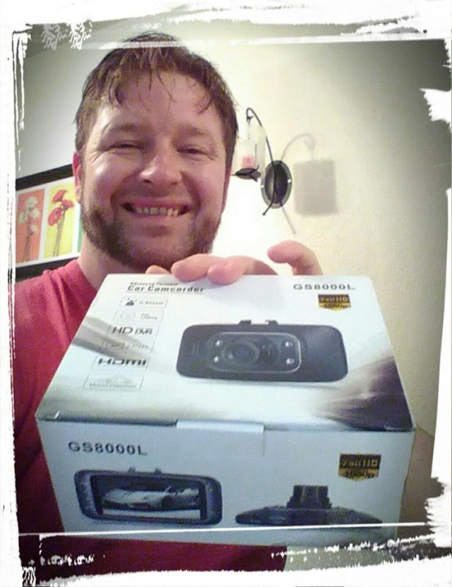 Steve used 2 real bids and 26 voucher bids to win this HD car camcorder for $2.28! #QuiBidsWin