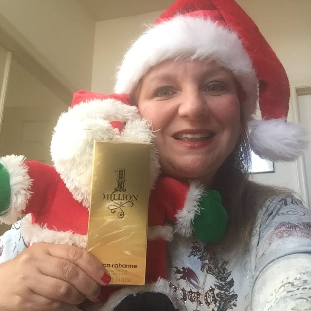Roxana won this Paco Rabanne spray for $0.45 using 4 voucher bids! #QuiBidsWin