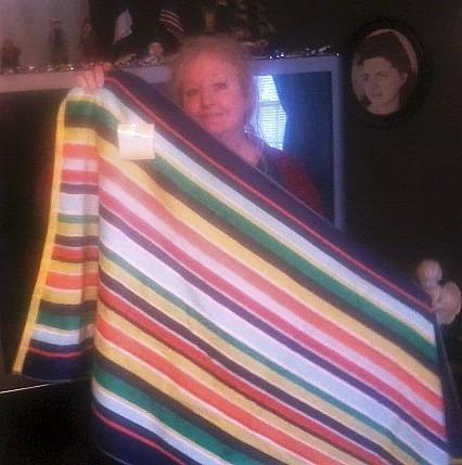 Teresa used 8 voucher bids to win this beach towel for only $0.16! #QuiBidsWin