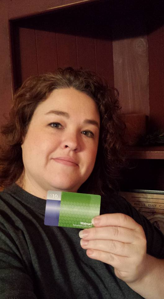 Shanon used 15 real bids to win this $10 gift card (+15 voucher bids) for only $0.37! #QuiBidsWin