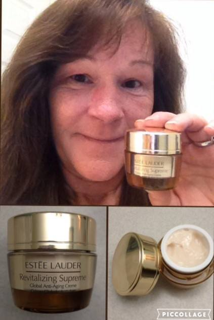 Janise won this Estee Lauder anti-aging cream for $0.46 using only 14 voucher bids! #QuiBidsWin