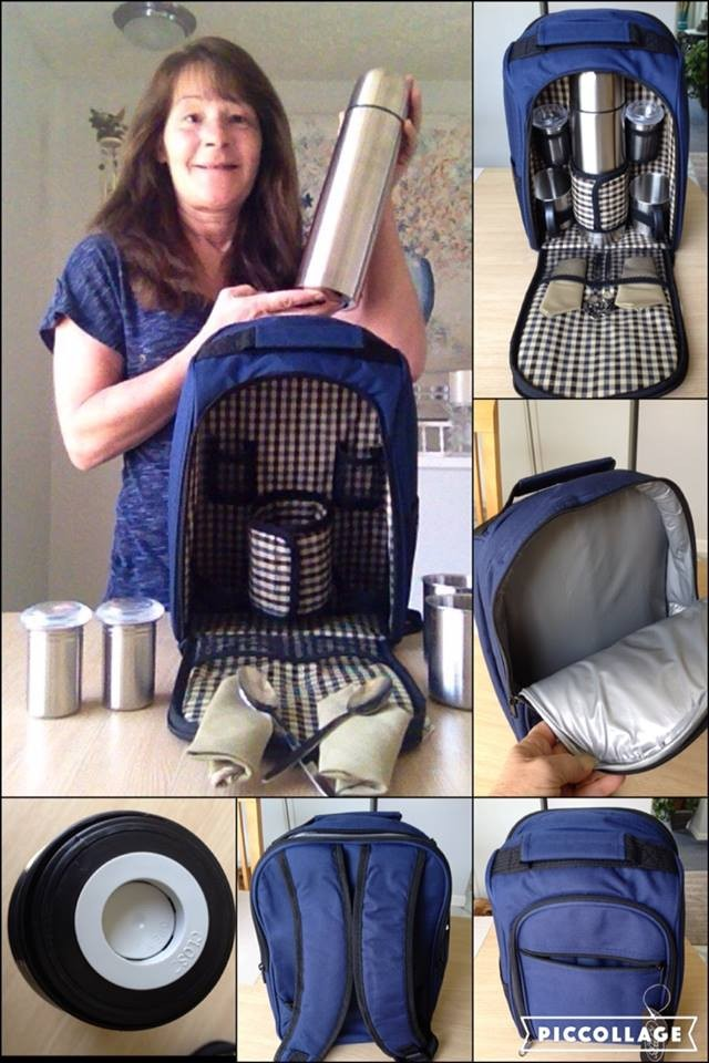 Janise used 16 real bids to win this multi-function backpack for just $0.31! #QuiBidsWin