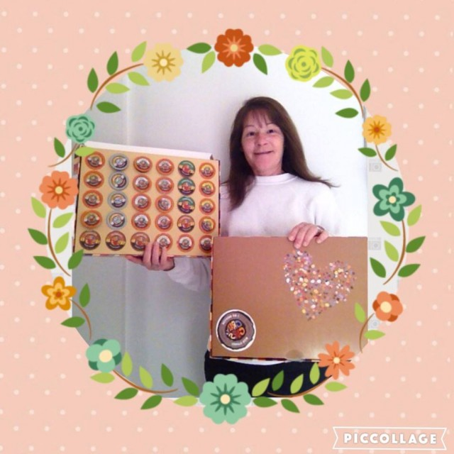 Janise used 63 voucher bids to win this K-cup sampler for only $1.58! #QuiBidsWin