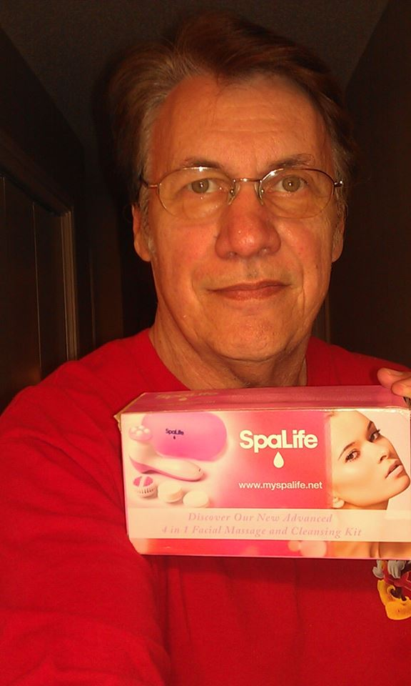 Rick won this Spalife skin care system on QuiBids for $0.21 using only 10 voucher bids and saved 99%! #QuiBidsWin
