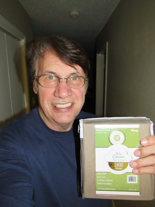 Rick used 148 voucher bids to win this sheet set for only $3.30 and saved 89%! #QuiBidsWin