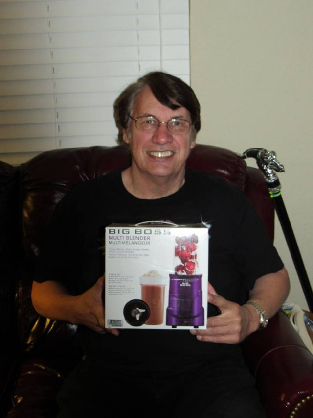Rick used 9 voucher bids to win this multipurpose blender for only $0.19! #QuiBidsWin