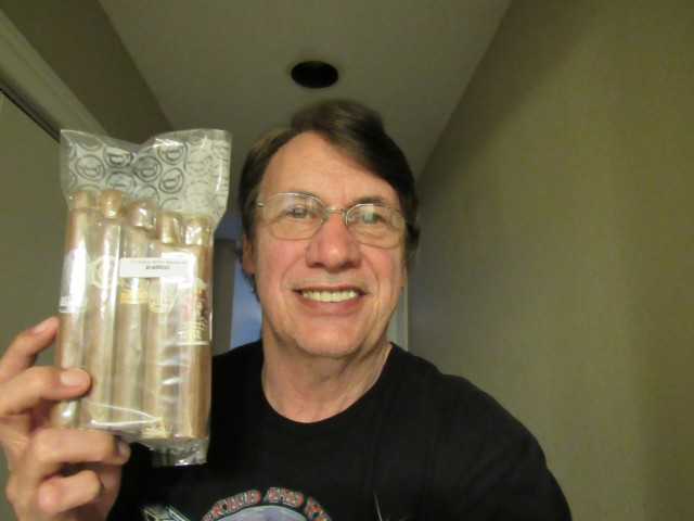 Rick used 35 voucher bids to win this mild and mellow cigar sampler for only $1.52! #QuiBidsWin