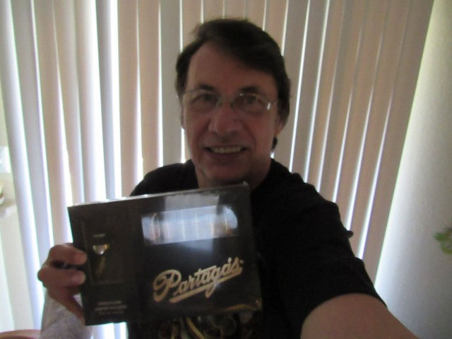 Rick won this Partagas cigar sampler with lighter for $0.67 using 33 voucher bids and saved 99%! #QuiBidsWin