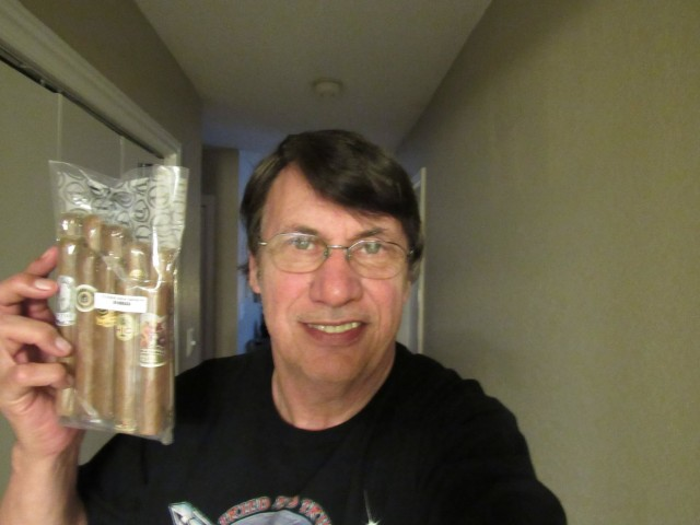 Rick won this mild and mellow #6 cigar sampler for $0.03 using only 2 voucher bids and saved 99%! #QuiBidsWin