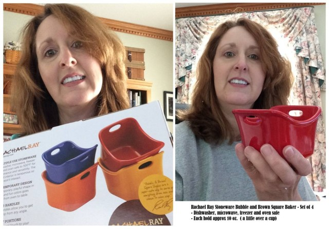 Connie used 9 voucher bids to wint his Rachael Ray stoneware set for only $0.34! #QuiBidsWin