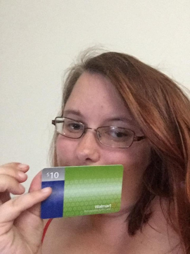Samantha used one real bid to win this $10 gift card (+20 voucher bids) and saved 97%! #QuiBidsWin