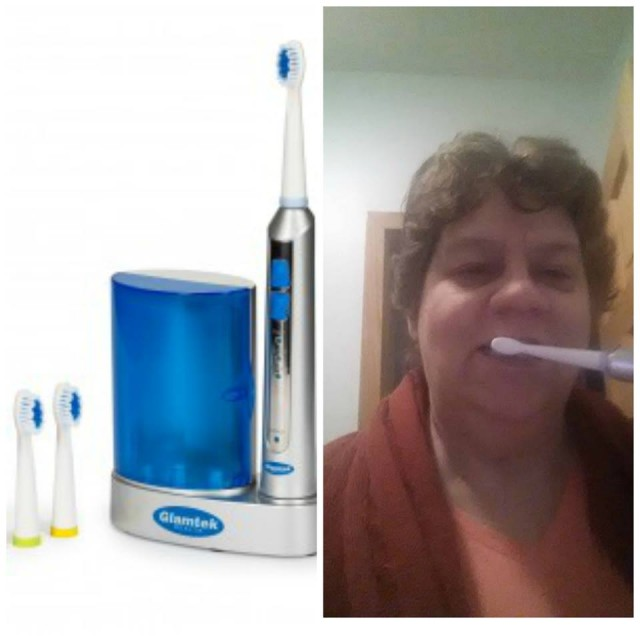 Jodi won this electric toothbrush for $0.10 using only 5 voucher bids! #QuiBidsWin