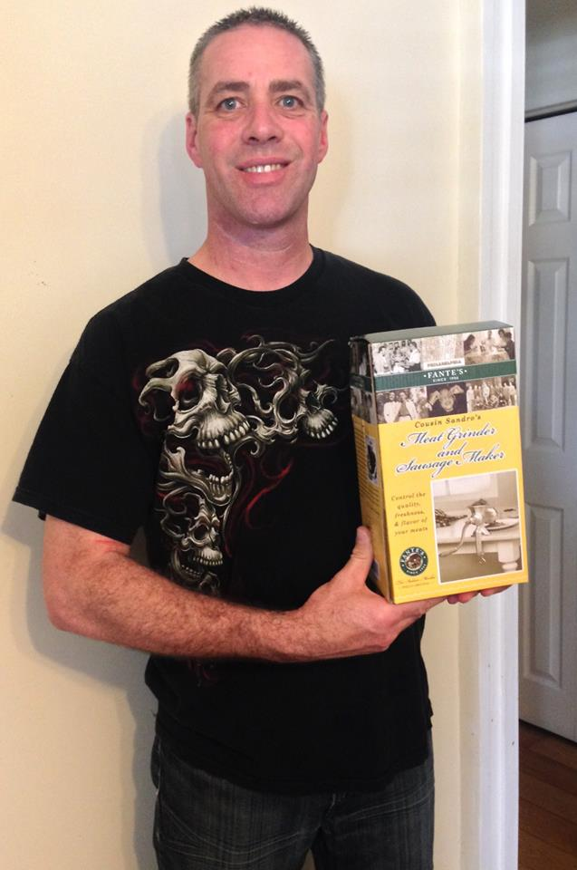 Doug used 10 voucher bids to win this meat grinder for only $0.60! #QuiBidsWin
