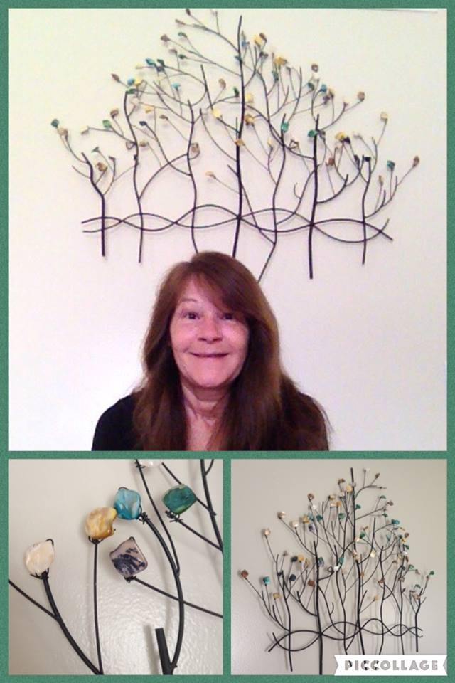 Janise won this wall sculpture for $3.54 using 85 voucher bids! #QuiBidsWin