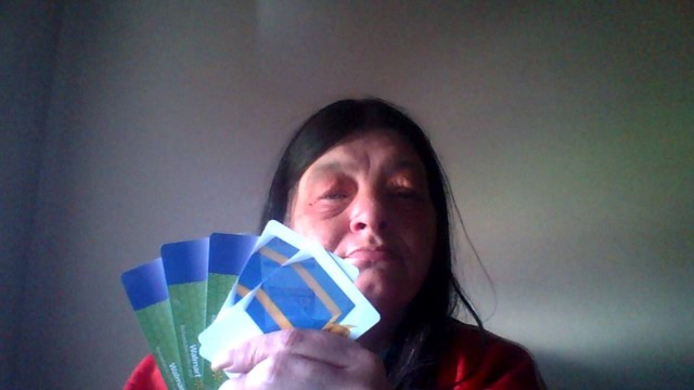 Lisa used 30 voucher bids to win all these gift cards! #QuiBidsWins