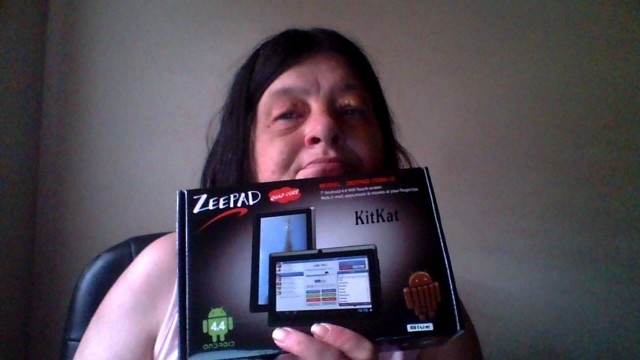 Lisa won this Android tablet for $0.05 using two real bids and one voucher bid! #QuiBidsWin