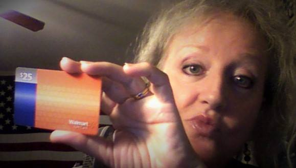 Teresa won this $25 gift card (+20 bids) for $0.12 using only 4 voucher bids! #QuiBidsWin