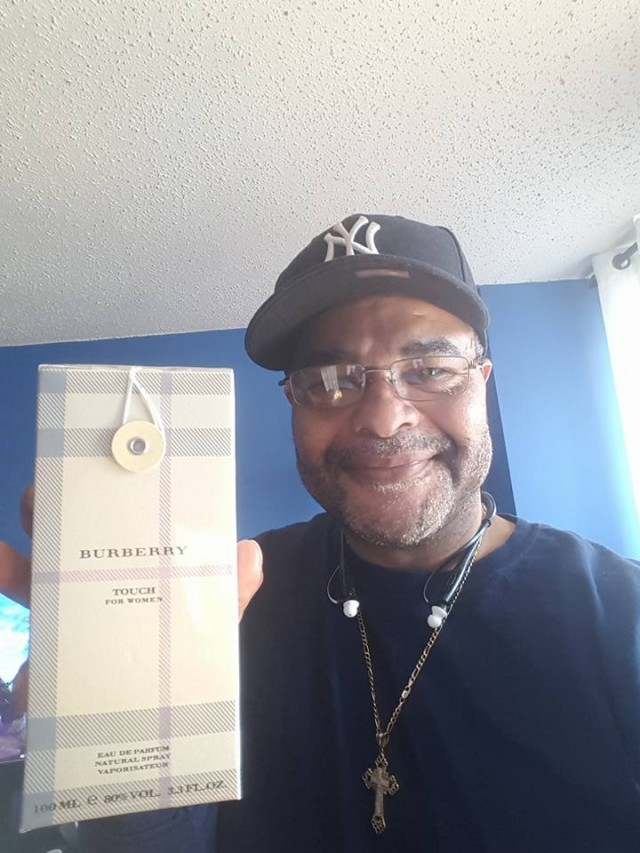 Jeffrey won this Burberry Touch Parfum for only $0.73! #QuiBidsWin