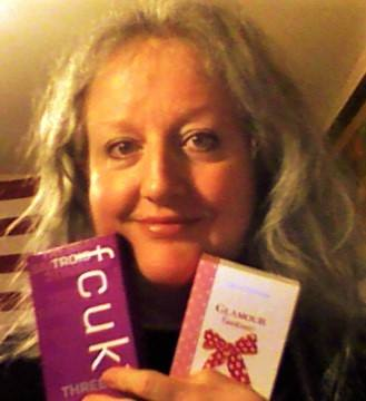 Teresa used 8 voucher bids to win this perfume for only $0.17! #QuiBidswin