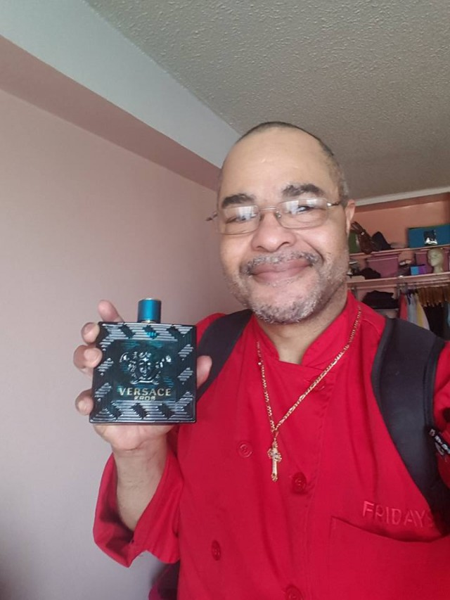 Jeffrey won this Versace Eros cologne for $8.91 using 14 real bids and 5 voucher bids! #QuiBidsWin