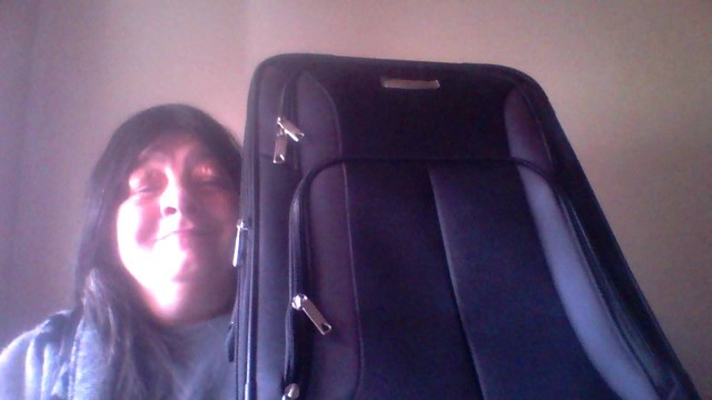 Lisa used 2 real bids to win this luggage set for only $1.20! #QuiBidsWin