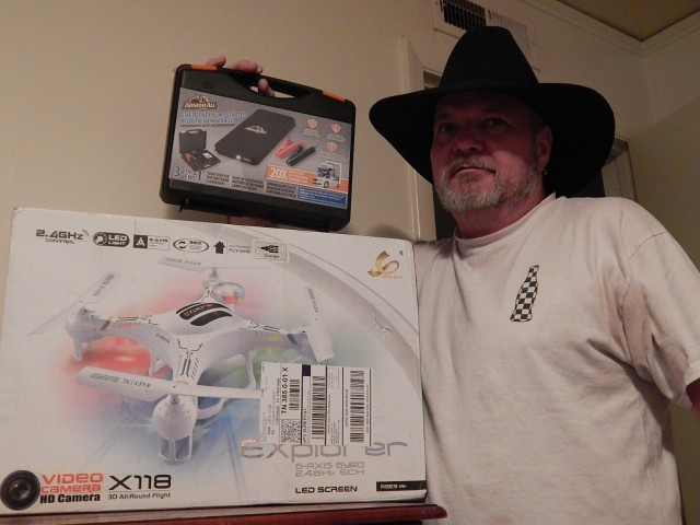 Robert won both of these items at 99% savings! #QuiBidsWins